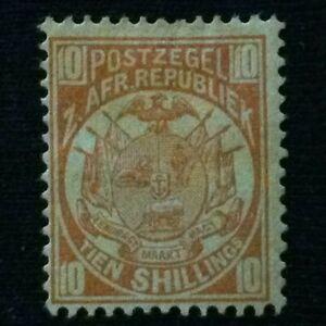 Transvaal-SC-134-Mint-HH-1885