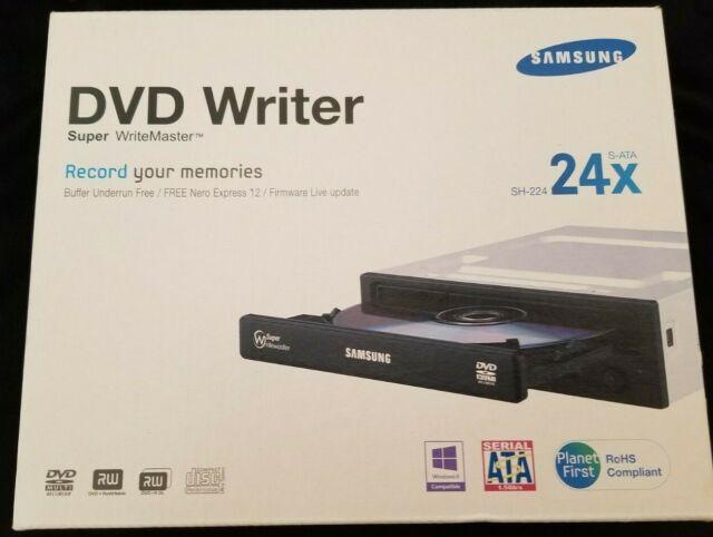 DRIVERS: DVD WRITER MODEL SH-224