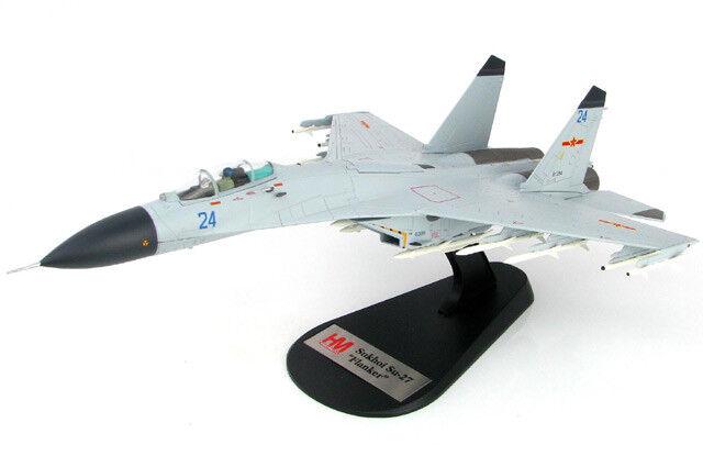 HA6002 J-11BH Flanker-B+ 1 72 Model bluee 24 PLANAF