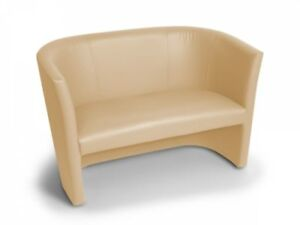 Cocktailsessel Lounge 2sitzer Sofa Sessel Charly Duo Polstersofa