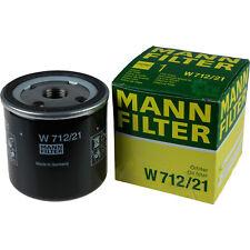 MANN-FILTER Ölfilter Für CHRYSLER PT VOYAGER NEON STRATUS SEBRING W 712//21