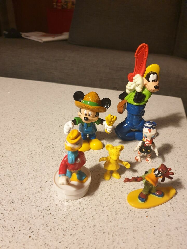 Samlefigurer, Disney