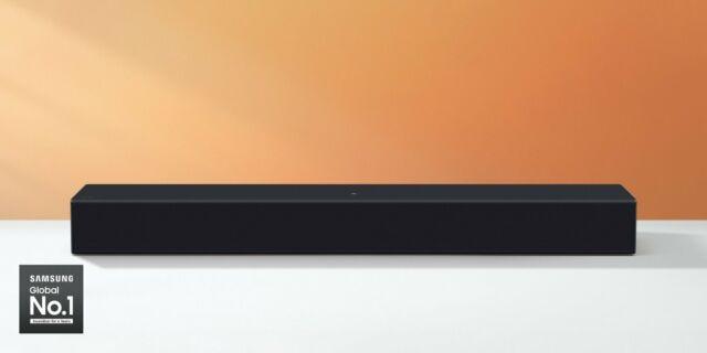 Samsung HW-T400/ZG Soundbar 2.0 bluetooth nfc