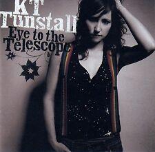 KT TUNSTALL : EYE TO THE TELESCOPE / CD - NEU