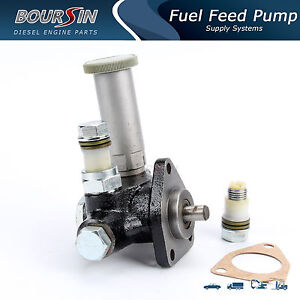 Fuel Feed Pump Fits ISUZU FSR FRR FVR Encava 6HH1 8.2L ...