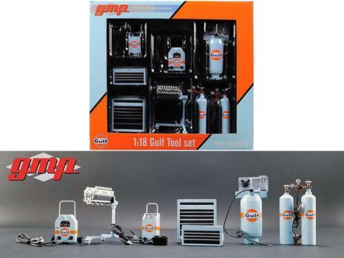 1:18 Gulf Themed Tool Set GMP