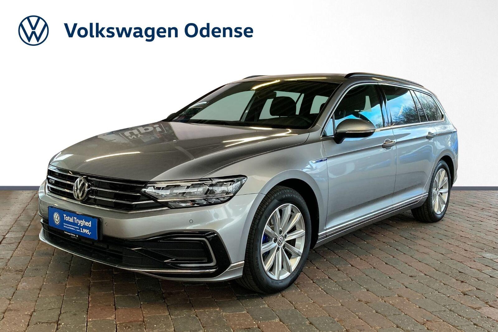 VW Passat 1,4 GTE+ Variant DSG 5d - 374.900 kr.