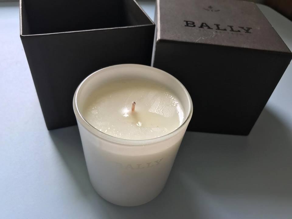 Auth BALLY Birthday Wedding Luxury Home Candle   Gift idea