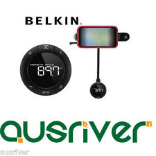 Belkin TuneBase FM Transmitter Wireless HandsFree Car Kit for iPod iPhone 3 4 S