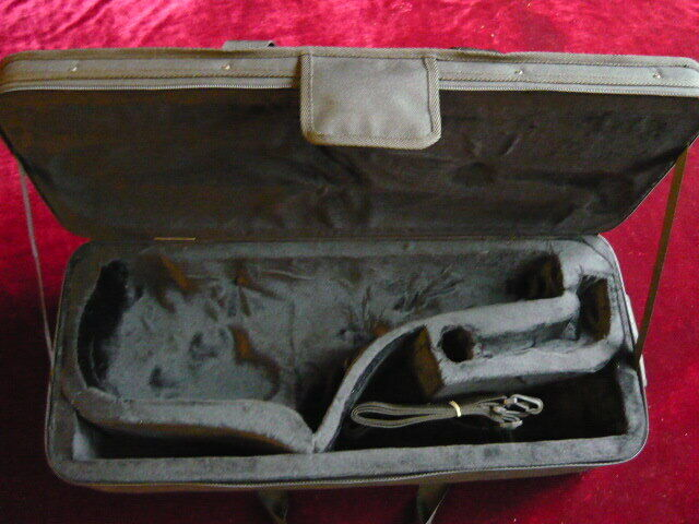 Alt Saxophon  Koffer Stoff unbenutzt neu