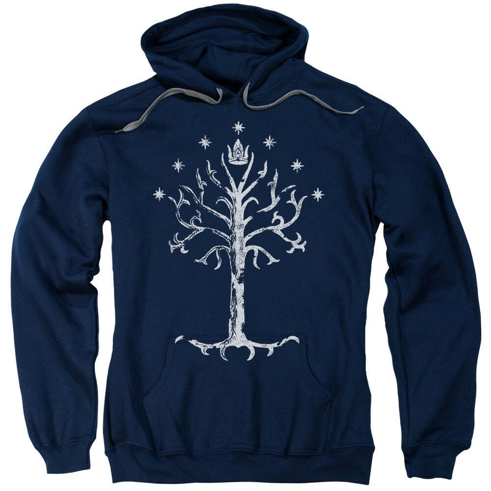 Lord of the Rings Tree Of Gondor Pullover Hoodies for Men or Kids