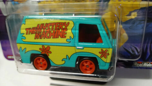 Hot Wheels Premium Scooby-Doo The Mystery Machine NG140