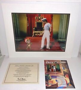 Tom-And-Jerry-Cel-Hanna-Barbera-Gene-Kelly-Signed-Anchors-Aweigh-Artist-Proof-1