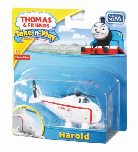 Thomas the train take n play HAROLD