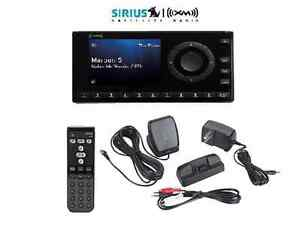 Audio Cable Sirius XM Radio Receiver and Complete Home Kit Antenna Adapter Dock