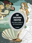 Die großen Meister von Manon Liduena (2016, Taschenbuch)