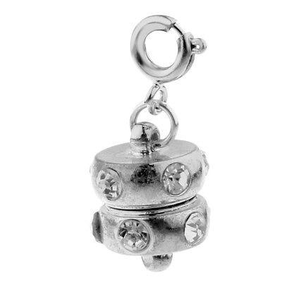 5 Satz Halskette Armband Magnetische Verschlüsse Schmuck Magnetverschluss