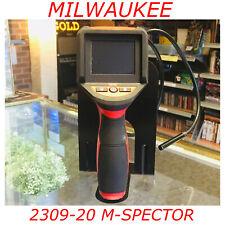 Milwaukee 2309 20 M Spector 3 Ft Inspection Camera Scope