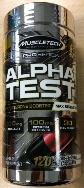 alpha test testosterone booster