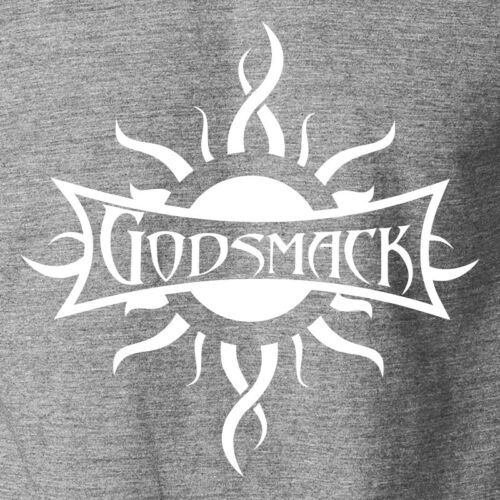 GODSMACK T-Shirt Metal Rock Band Logo Tour Concert Vintage Ringspun Cotton Tee