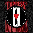 Love and Rockets Express LP Vinyl 2014 200gm 33rpm