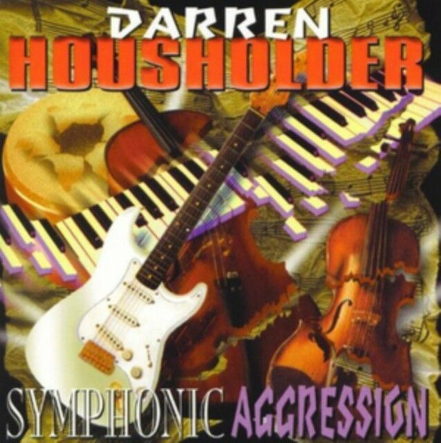 Darren Householder - Symphonique Agression Neuf CD