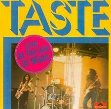 Taste  – Live At The Isle Of Wight - Polydor - CD (1992)
