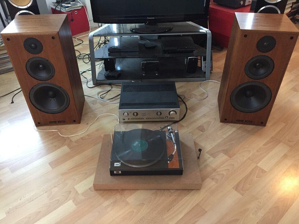 Stereoanlæg , Luxman, Perfekt