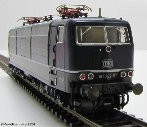 ROCO 43690 DB Ellok BR 181.2 Ep IV Spur H0 - OVP