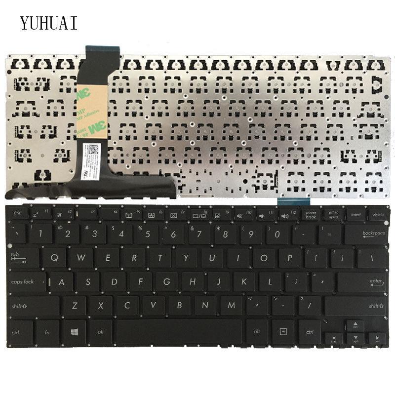 New laptop fit ASUS ZenBook UX360CA UX360 US keyboard