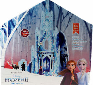 Disney-Frozen-2-Large-60cm-High-Build-And-Make-Your-Own-3D-Ice-Castle