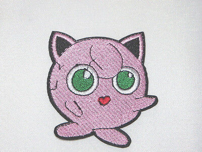 """Great Quality! Pokemon Meowth Embroidered 3/"""" Sewn On//Iron On Patch"""