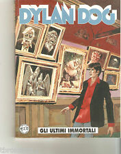 DLYLAN DOG - N.293 - GLI ULTIMI IMMORTALI