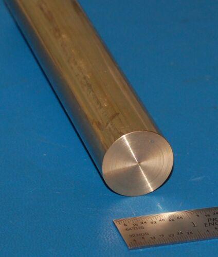 """25.4mm Dia Brass 360 Rod 1.000/"""" x 12/"""""""
