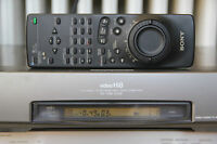 SONY EV-S2000 Hi8 Video8 8mm HiFi Stereo Enregistreur Editing VCR ( no VHS )