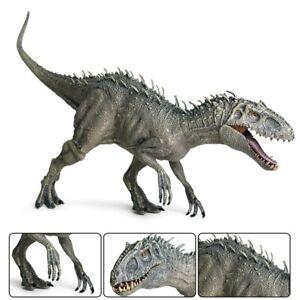 Indominus-Rex-T-Rex-action-figure-toy-model-Dinosaur-figurine-PVC-34-cm