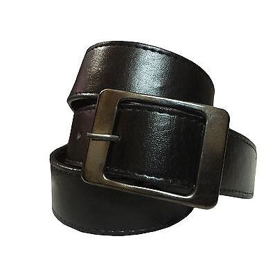 Men's Formal Belt Black color very Light weight Belt