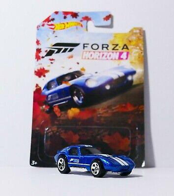 Shelby Cobra Daytona Coupe 4//6 Forza Horizon 4 XBOX 1:64 Hot Wheels GBB71 GDG44