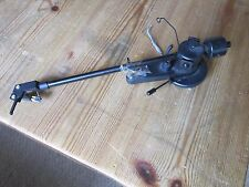 Project Tonearm from Debut II UNTESTED No Anti Skate weight Ortofon Cartridge
