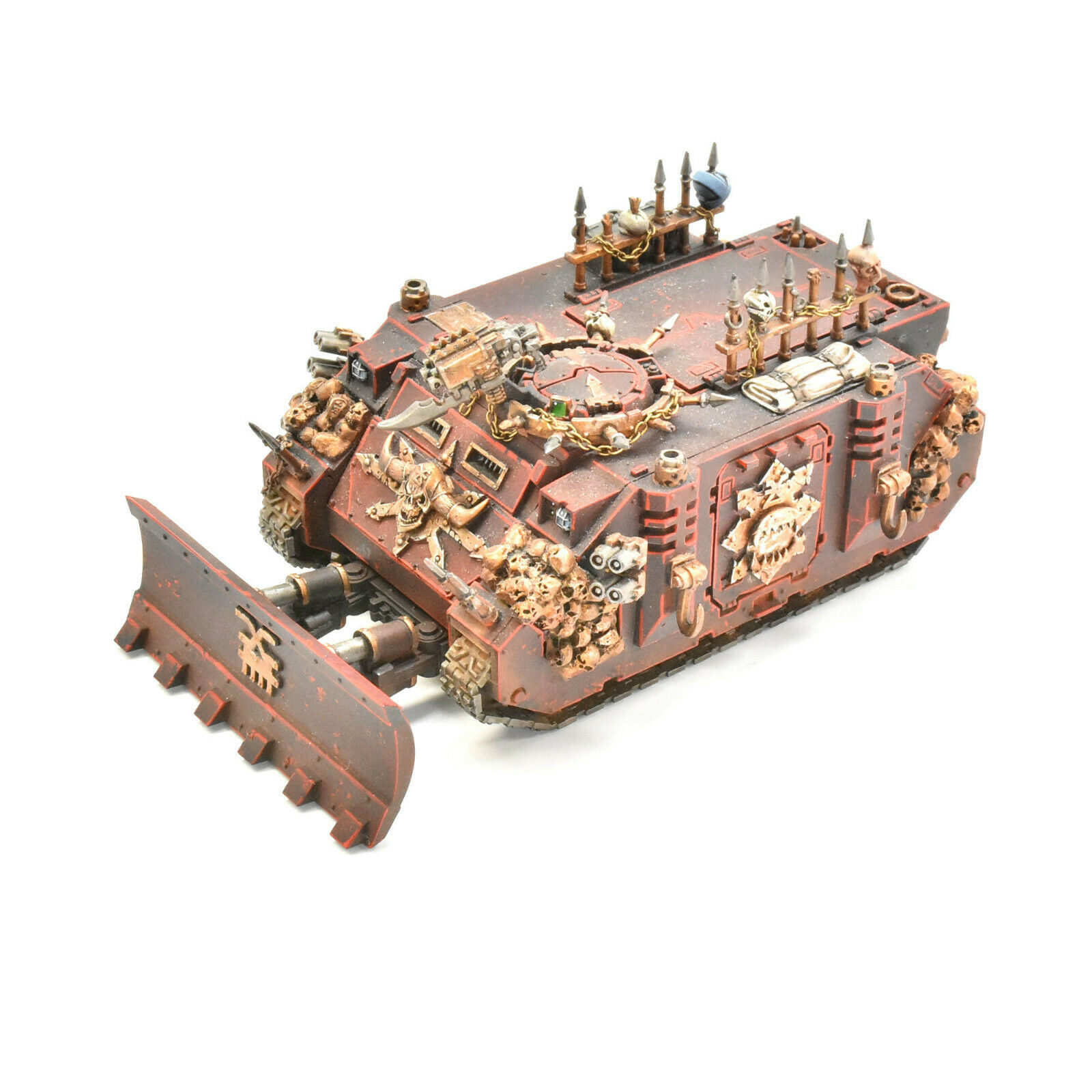 CHAOS SPACE MARINES rhino tank PRO PAINTED PAINTED PAINTED