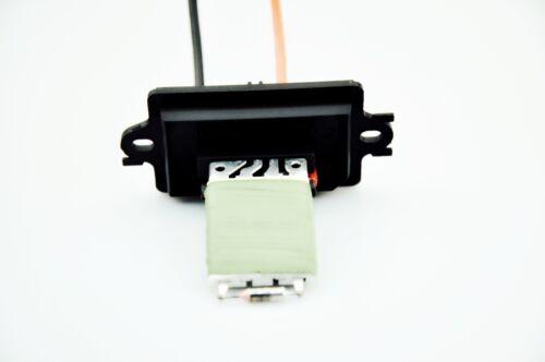 Resistencia Del Motor Calentador Soplador se ajusta Renault Megane MK II Scenic MK II MK III