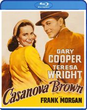 Casanova Brown (Blu-ray Disc, 2018)