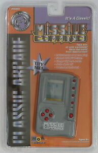 Missile-Command-Handheld-LCD-Game-MGA-1997-New-in-package
