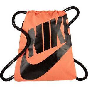 1005a6dc72b1 Details about Nike Heritage Gym sack Pack Drawstring Bag Gym Sack BA5128