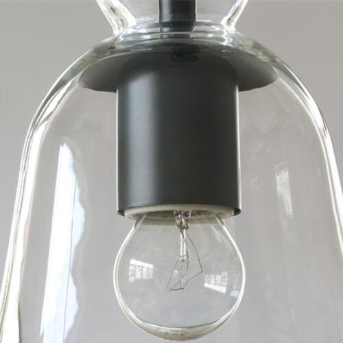 Flush Mount Ceiling Light Kitchen Glass Lighting Bedroom Modern Pendant Light