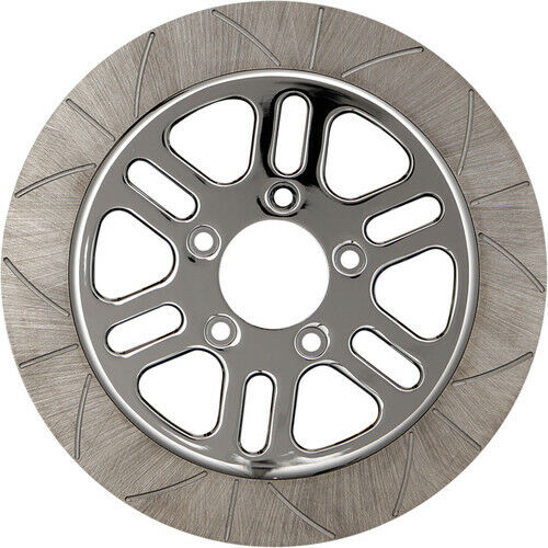 LYNDALL BRAKES INDY Rear Brake ROTOR 11.5in Chrome 115RC06C 815-0138