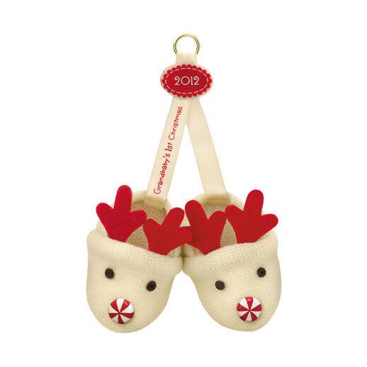 Hallmark 2012 Grandbaby's First Christmas Ornament | eBay