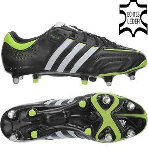 brand new 7933a 0a3cc Das Bild wird geladen Adidas-ADIPURE-11-PRO-XTRX-SG-schwarz-gr-
