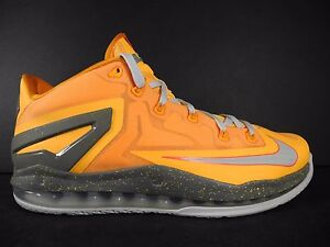 new product 4213c 784cc Image is loading NEW-NIKE-MAX-LEBRON-XI-LOW-Men-039-