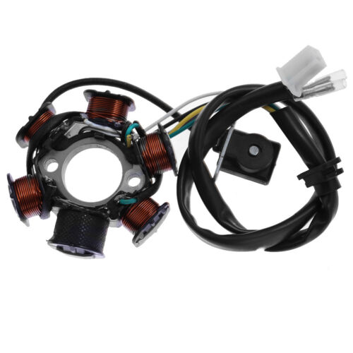 Electric Wiring Harness Wire Magneto Stator For Go Kart GY6 125cc 150cc ATV QUAD